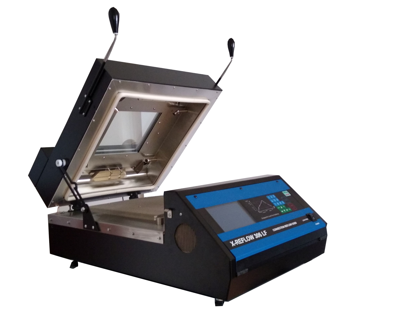 X-Reflow-306-S Oven with top open